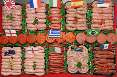 Sausage of the world