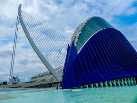 sciences: City of Sciences - Valencia