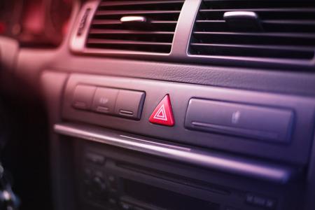 Car inside panel.