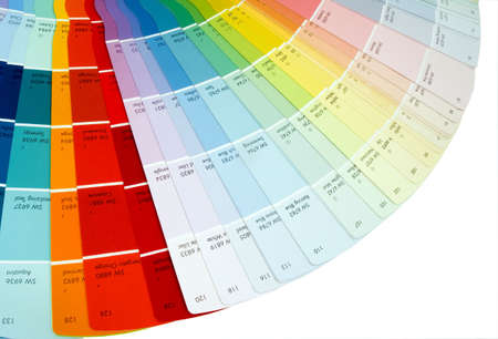 color swatch Stock Photo - 364043