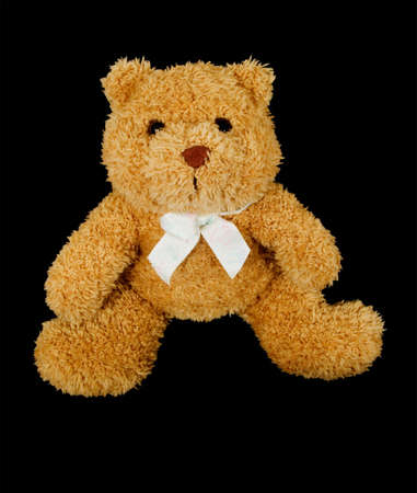 small  teddy bear Stock Photo