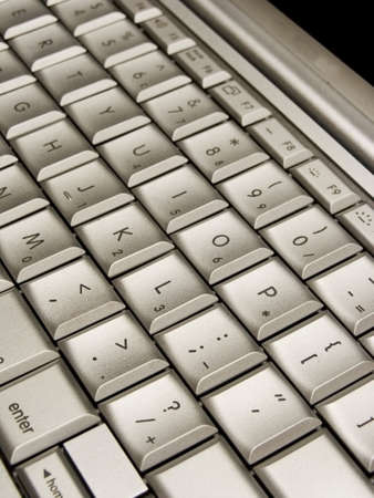 peripherals:  silver keyboard