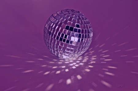Disco light photo