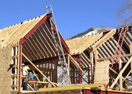 new construction in aspen