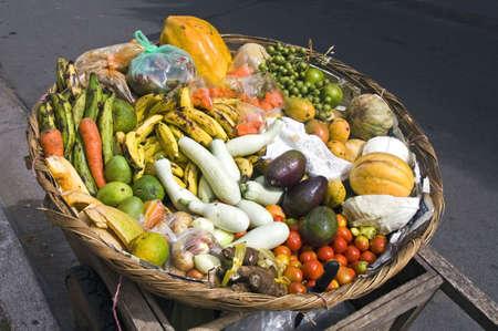 bounty: cesta del alimento