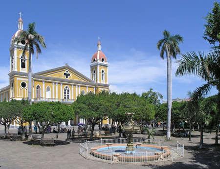Nicaragua: granada square nicaragua