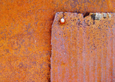 intresting rusty wall Stock Photo - 500286