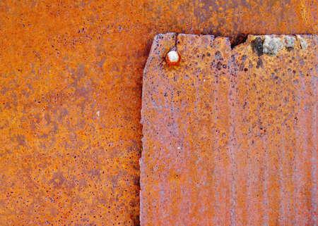 intresting rusty wall Stock Photo - 500286