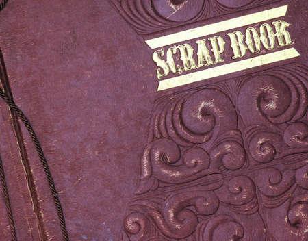 close up scrap book