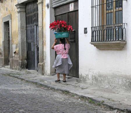 cobblestone   streets antigua guatermala