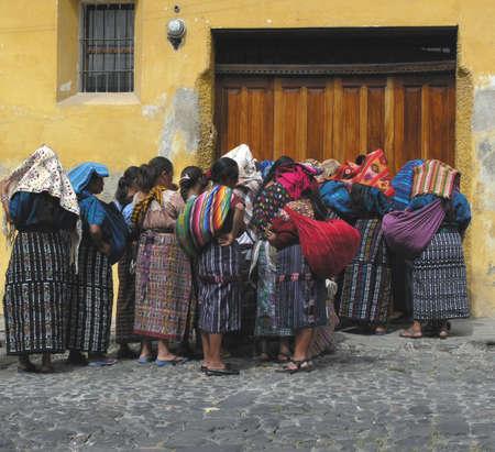 antigua: mayan women antigua