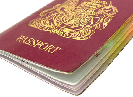 british passport        Фото со стока
