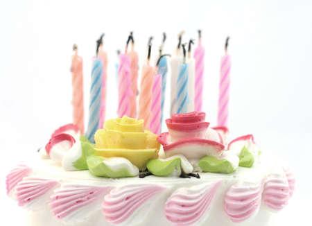 decade: birthday cake