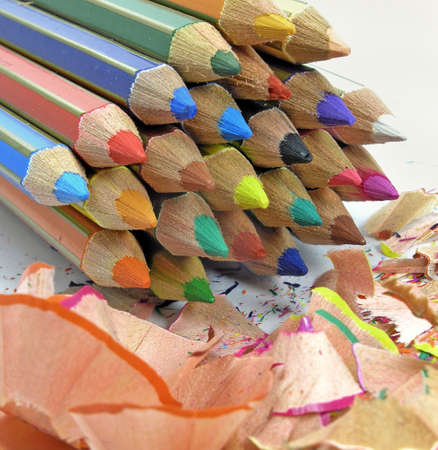 color pencils Stock Photo - 2055870