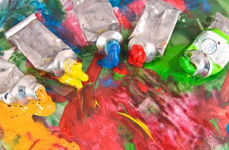 art and stuff photo