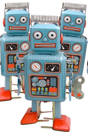 love toys:  robot toys