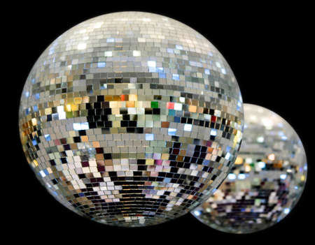 big disco balls Stock fotó - 3066313