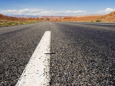 road to vegas   photo