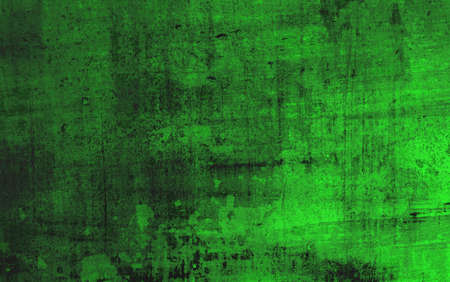 painted green background Stock Photo
