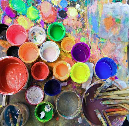 art studio photo