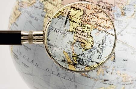 �south: detination sud mangia Asia