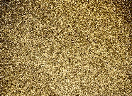 ゴールドのキラキラの背景