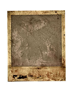 old photo frame Stock Photo - 3959740