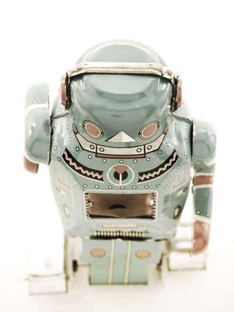 windup: old, retro, robots, toys,