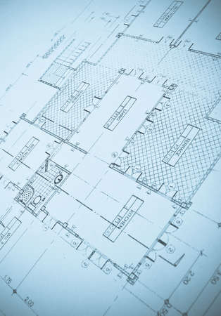 abstract plans Stock Photo