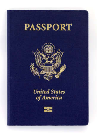 overseas visa: new biometric us passport with enbeded chip