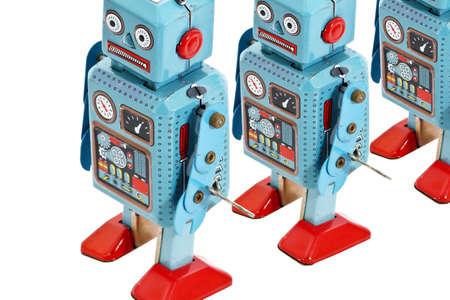 retro roboy toys photo
