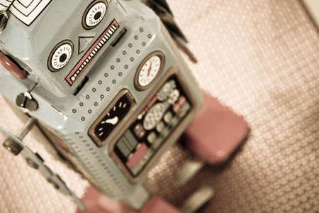 robot toy photo