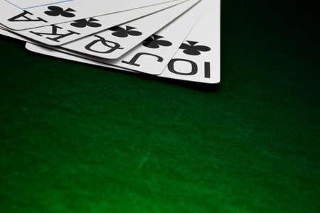 full house of poker photo