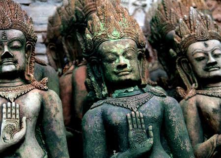 hindu gods  photo