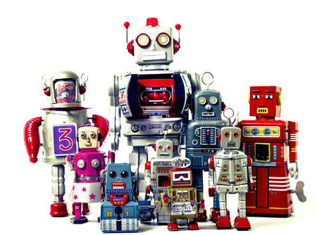 robot tem  photo