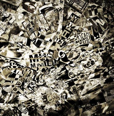 abstract bilboard Zdjęcie Seryjne