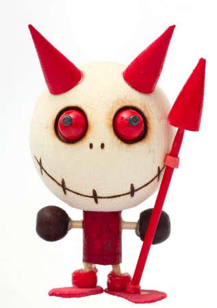 little toy devil photo