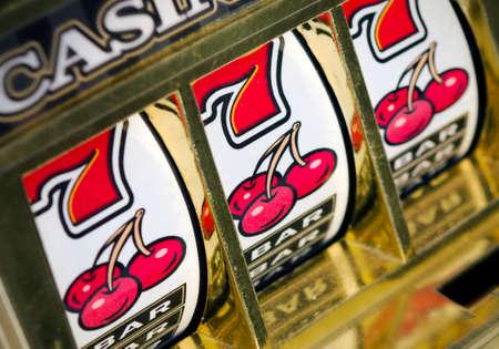 slot machines: máquina tragaperras