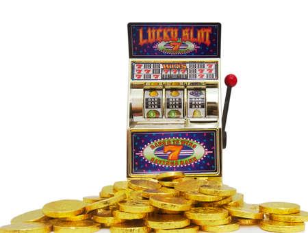 machines: vintage slot machines