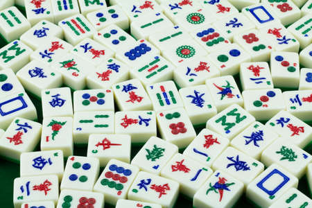 lucky bamboo: Mahjong Tiles