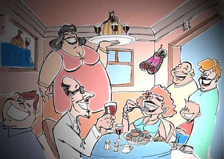 restaurante italiano: restaurante italiano