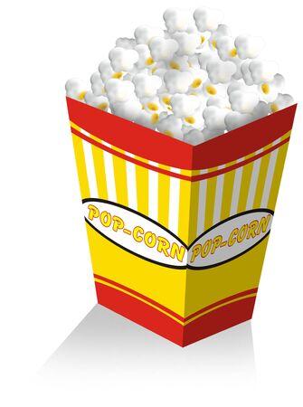 popcorn box photo