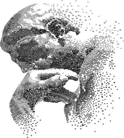 denker: Denker bouwen door kubussen