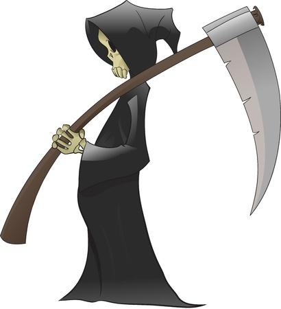 reaper: Tod und ruhigen Stand wating f�r den Moment, um einige Seelen bekommen