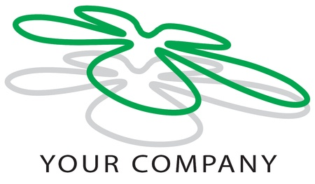 your logo: logo to your company or enviroment project