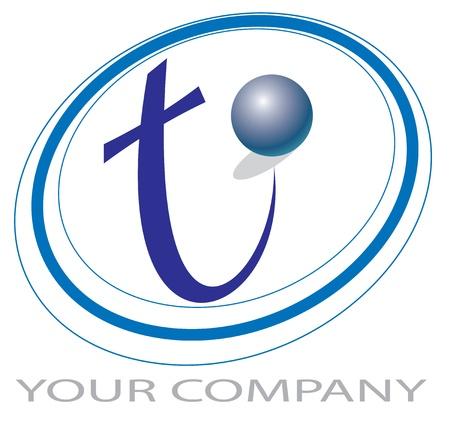 Technology logo T