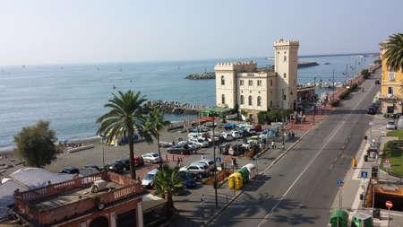 genoa: Genoa, Itlay Early morning