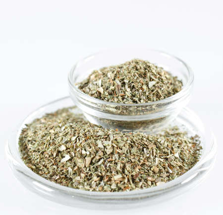 Cumin Isolated on the white background in a plate Zdjęcie Seryjne