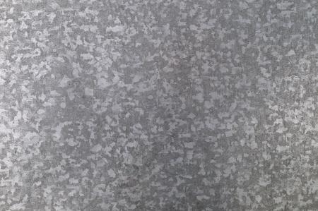 zinc galvanized metal texture and background Imagens