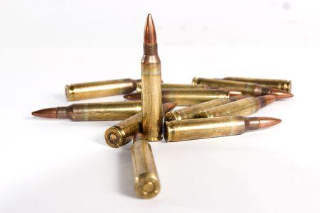 bullets Stock Photo - 3380368
